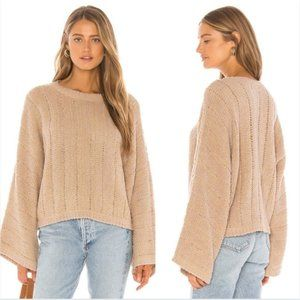 JACK by BB Dakota Slide Right Oversized Sweater